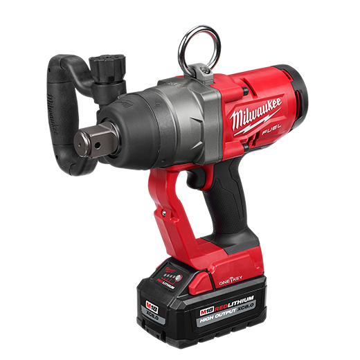World's First Cordless 1″ Impact Wrench!