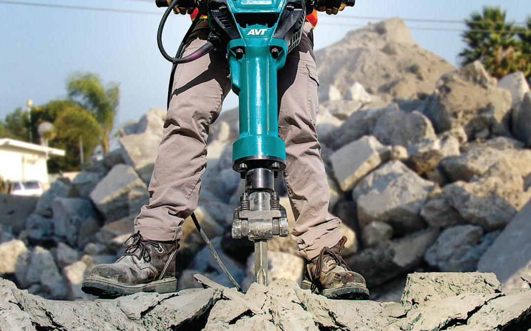 Makita 70lb Electric Breaker Hammer